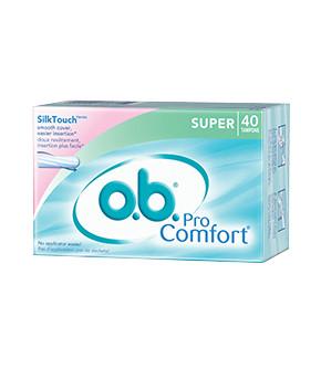 o.b.®  PRO COMFORT® Super
