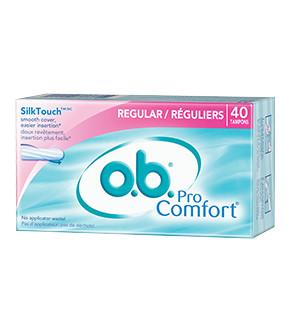 o.b.®  PRO COMFORT® Regular